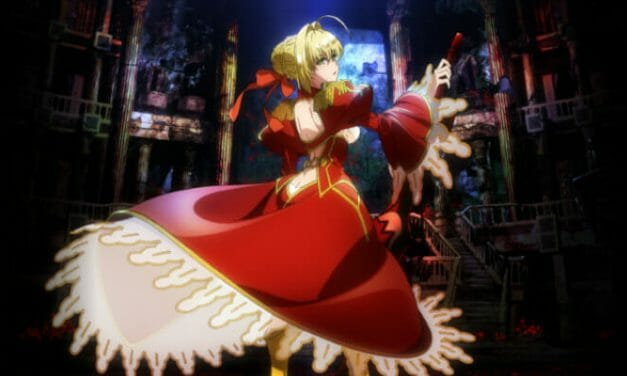 15-Second Fate/Extra Last Encore TV Spot Hits the Web