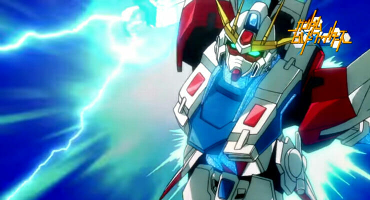 "Sunrise Unveils ""Gundam Build _Extra  Battle Project"" in a 103-Second PV"