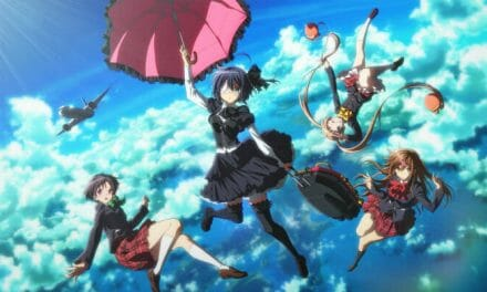 "KyoAni Streams 3-Minute ""Love, Chunibyo & Other Delusions – Take on Me"" Digest Teaser"
