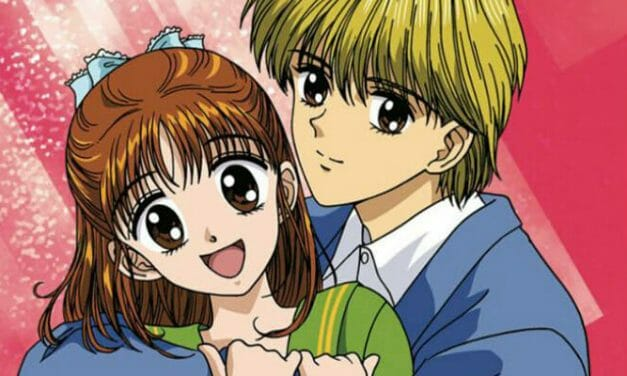 Discotek Media Licenses Marmalade Boy, Nightwalker, 3 More