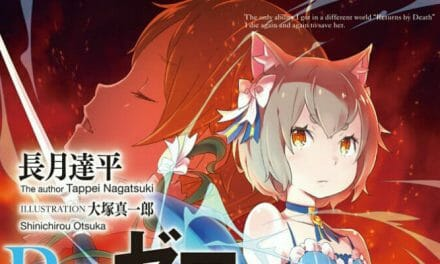 Yen Press Acquires Re:Zero Ex Light Novels