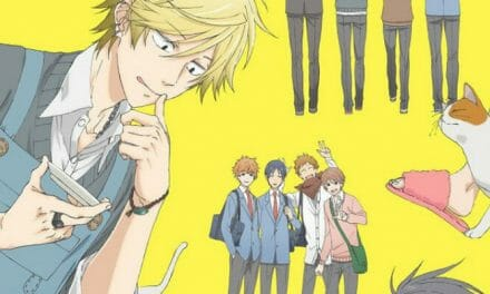 "First ""Hitorijime My Hero"" PV Hits the Web; New Visual Also"