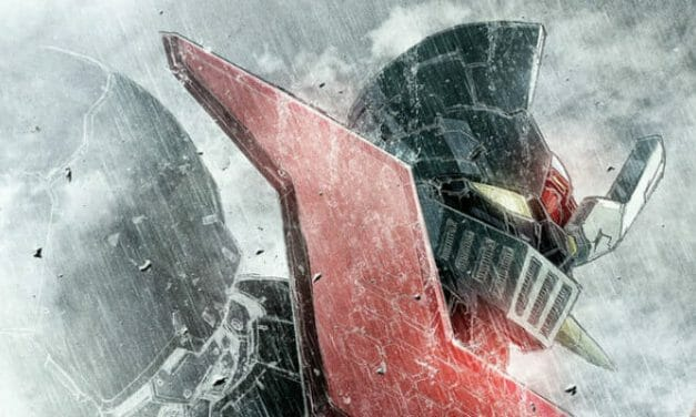Mazinger Z: Infinity Gets Theatrical Run in US, Latin America
