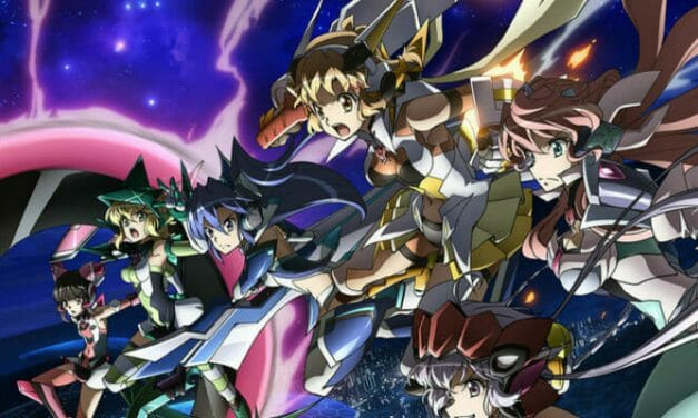 Discotek Media Licenses Symphogear, Medabots, 7 More