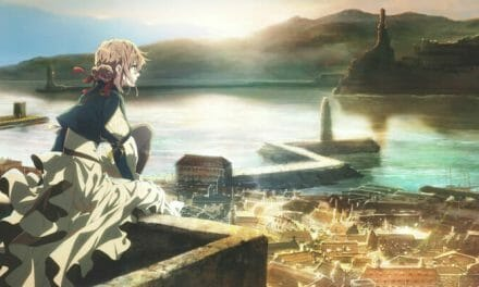 Violet Evergarden Anime Gets Fourth Trailer, Third Key Visual