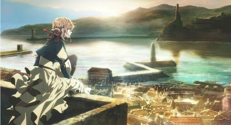 "Violet Evergarden's ""Extra Episode"" Previewed in new Teaser Trailer"