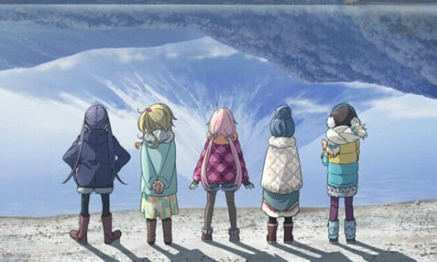 """Laid-Back Camp"" Anime Gets New Trailer, January 2018 Premiere"