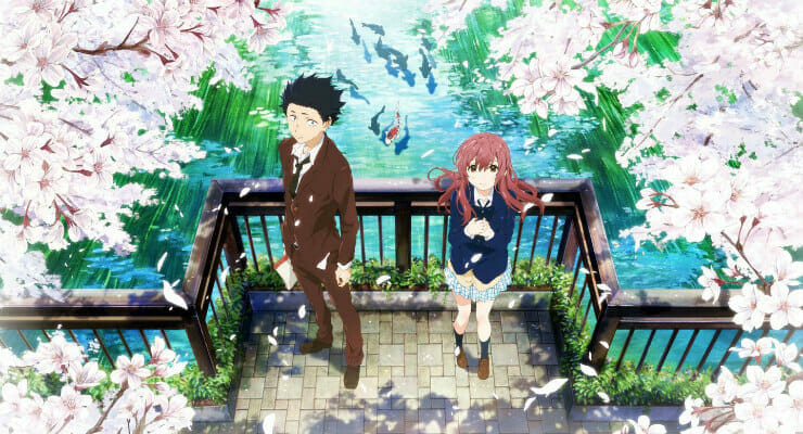 """A Silent Voice"" Dub Gets US Theatrical Run on 2/2/2018"