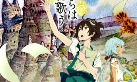 """Children of the Whales"" Anime Gets Global Netflix Release on 3/13/2018"