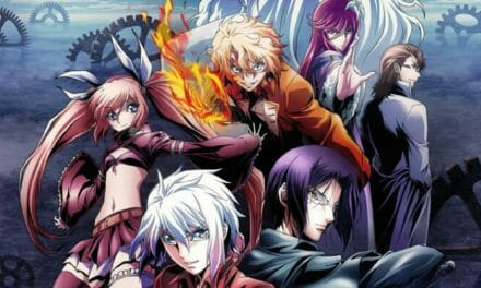Chronos Ruler Joins Funimation's Summer 2017 SimulDub Lineup