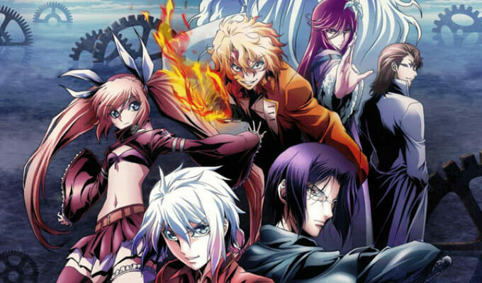 Funimation Reveals Chronos Ruler Dub Cast
