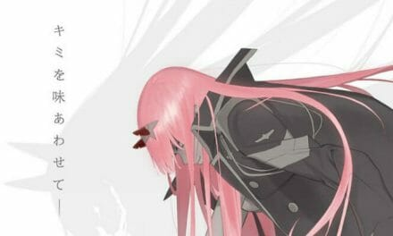 Aniplex takes the Wraps off DARLING in the FRANKXX Anime