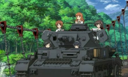 Girls und Panzer Gets PS4 Game, New PV For First Finale Anime