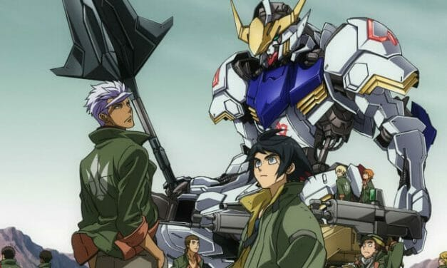 Gundam Iron-Blooded Orphans Hits Toonami on 10/10/2017