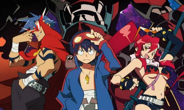 "Gurren Lagann's ""Major Announcement"" Is A $250 Blu-Ray Set"