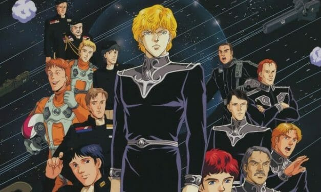 Sentai Delays Legend of the Galactic Heroes Set Until 8/24/2018