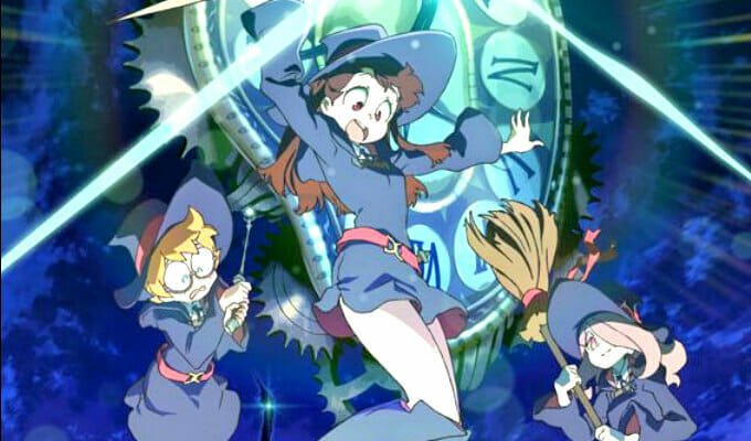 "Diana, 2 More Join ""Little Witch Academia: Chamber of Time"" Roster"