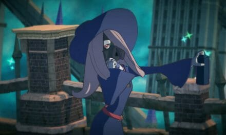 """Little Witch Academia"" PS4 Game Gets New English-Subtitled Trailer"