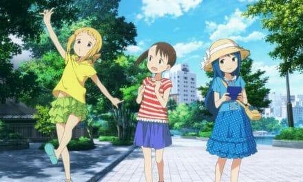 Mitsuboshi Colors Anime Gets New Trailer & Visual