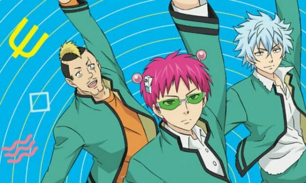 The Disastrous Life of Saiki K. Season 2 Gets January 2018 Premiere