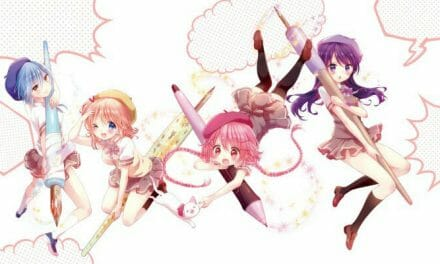 Comic Girls Anime Gets Second Key Visual