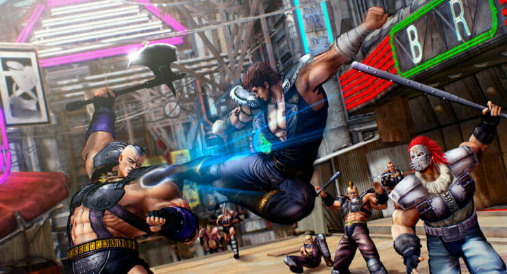 Hokuto ga Gotoku Gets Western Release as Fist of the North Star: Lost Paradise