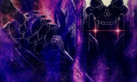 "Netflix Reveals Two Visuals For ""Sword Gai: The Animation Series"""