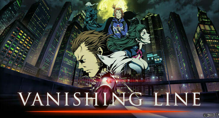"First Character Designs Unveiled for MAPPA's ""Vanishing Line"" Anime Hit the Web"
