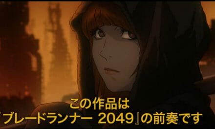 """Blade Runner Black Out 2022"" to Make Its Global Debut on Crunchyroll & VRV"
