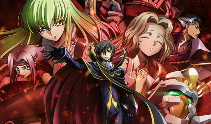 Second Code Geass Compilation Film Gets Title & Key Visual