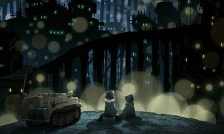 "Two Key Visuals Unveiled For ""Girls' Last Tour"" Anime"