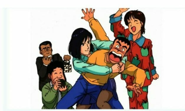 """Hang in There, Tsuyoshi!"" Anime Returns to Japanese TV After 23 Years"