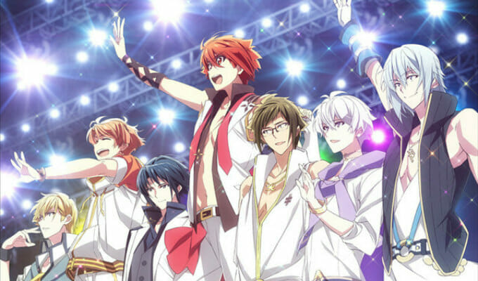 IDOLiSH7 Gets Spinoff Anime Shorts on YouTube