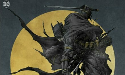 Batman Ninja Anime Gets New Trailer, Cast, & Crew Members