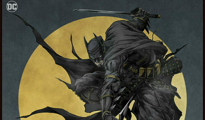 "The Dark Knight Goes ""Pop Team Epic"" in New Batman Ninja Ad"