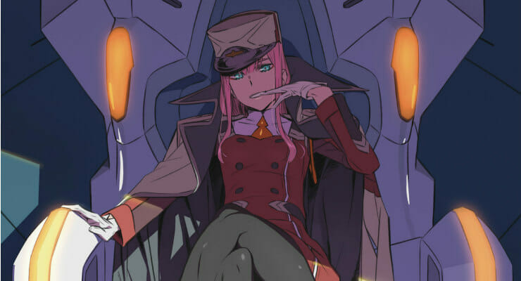 DARLING in the FRANXX Gets New Visual, Plot Details