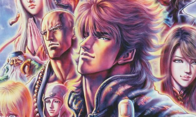 "Pony Can USA Streams English-Subbed ""Fist of the Blue Sky Regenesis"" Trailer"