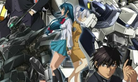 Full Metal Panic! Invisible Victory Gets Second Trailer