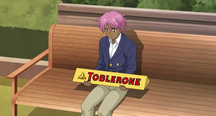 Nerdy Talk Episode 41: You Don't Deserve This Big Toblerone