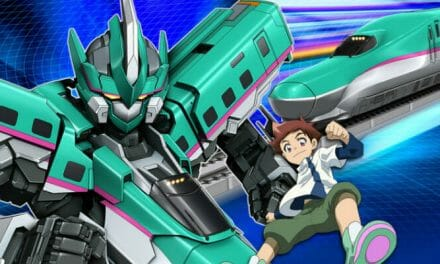 """Shinkansen Henkei Robo Shinkalion"" Gets Anime Series in 2018"