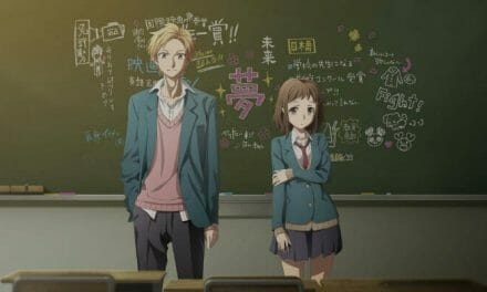 """Our love has always been 10 centimeters apart"" Opening & Ending Video Hits the Web"