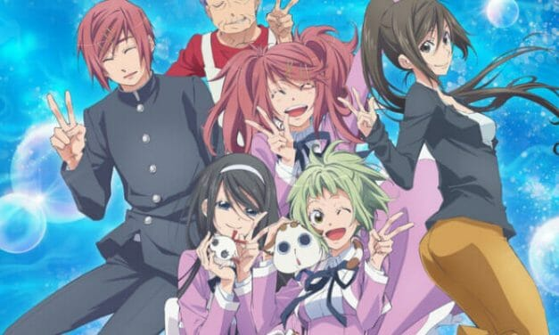 Amanchu! Advance Anime Gets New Trailer, Broadcast Schedule