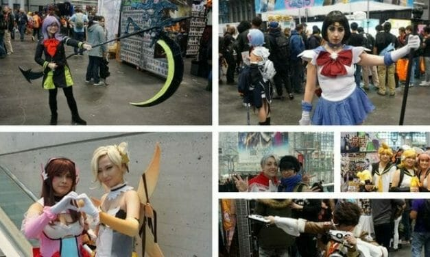 Anime NYC 2017: Cosplayers Bring Their Best & Brightest