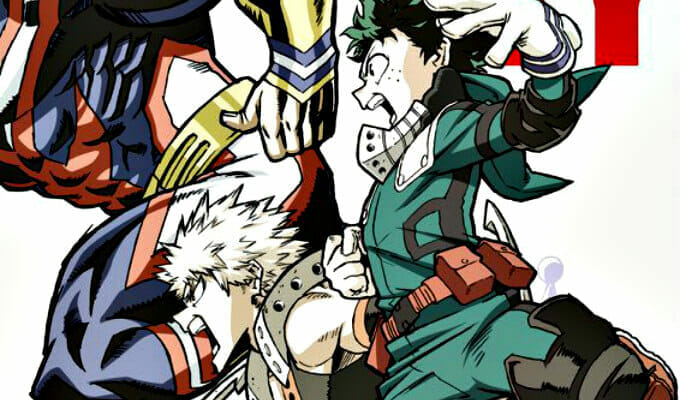 New Visual Revealed For My Hero Academia Season 4