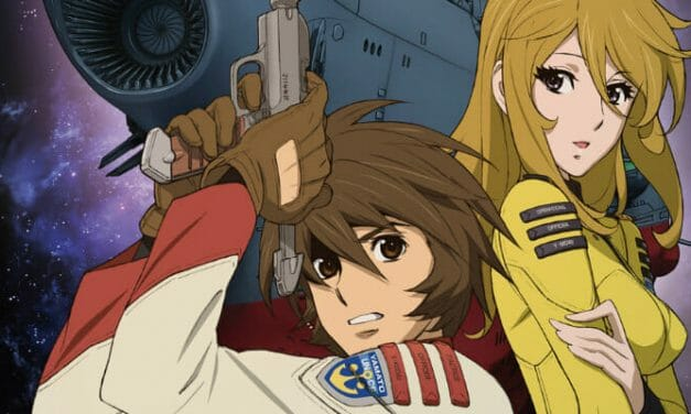 "Crunchyroll to Stream Subbed ""Star Blazers: Space Battleship Yamato 2199"""