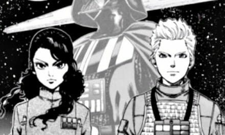Yen Press Adds Star Wars: Lost Stars Manga