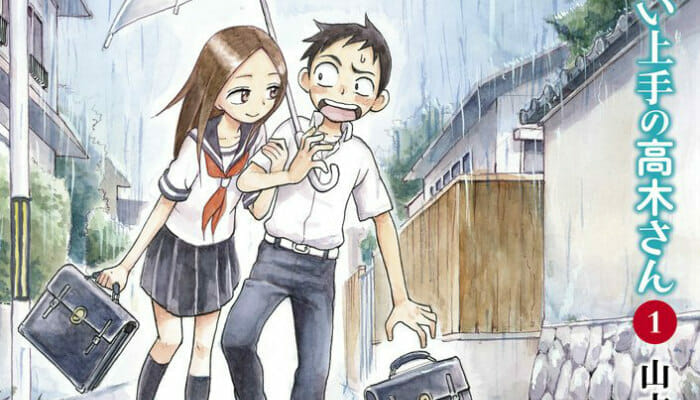 Karakai Jozu no Takagi-san Season 2 Gets New Trailer, Visual, 2 Cast Members