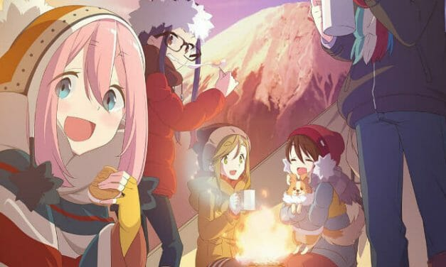 """Laid-Back Camp"" Anime Gets Extended Trailer"