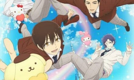 January Premiere Date Listed for Upcoming Pretty Boy Series Sanrio Boys