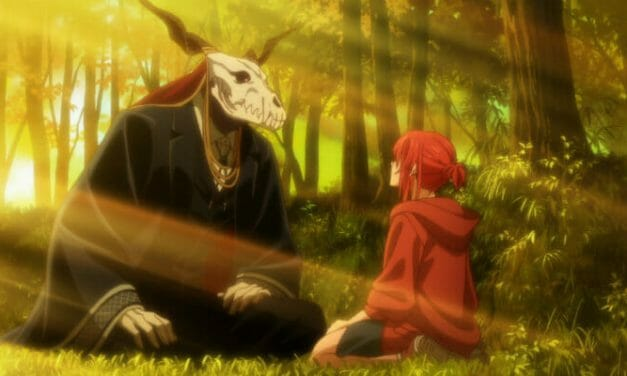 The Herald Anime Club Meeting 50: The Ancient Magus' Bride, Episode 9